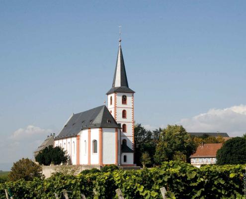 Kirche St. Peter und Paul Hocheim